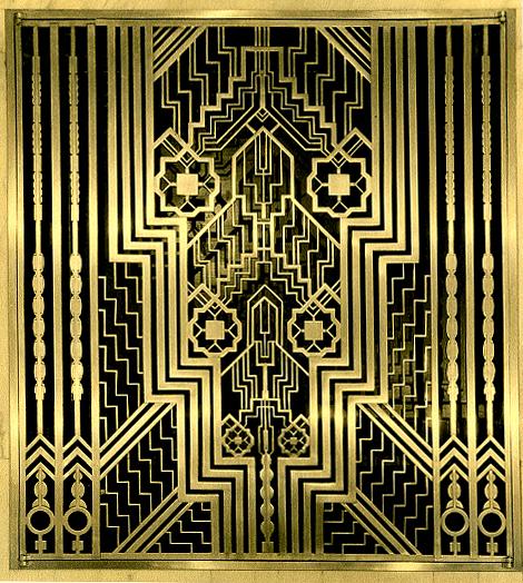 buchman & kahn - Gilded Bronze Grill - Art Deco - Elements o.jpg