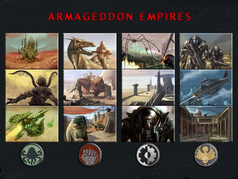 «Armageddon Empires»