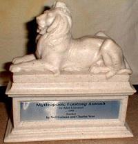 1971. Mythopoeic Awards (lion).jpg