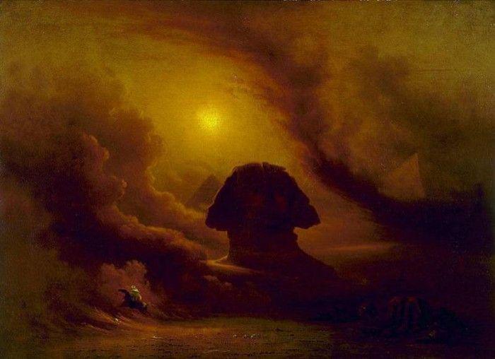 Ф. Гудолл. Тайна прошлого (1901).jpg